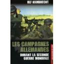 Les Campagnes allemandes durant la Seconde Guerre mondiale