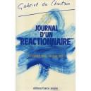 Journal d'un réactionnaire : 6 février 1934 - 10 mai 1981