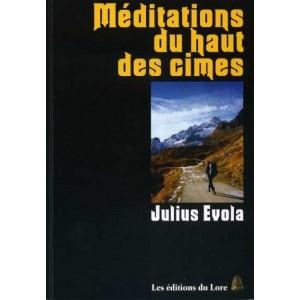 Méditations du haut des cimes