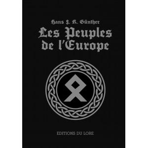 Les Peuples de l'Europe (éd. cuir numérotée)