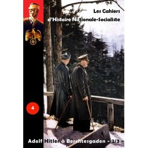 Cahier d'Histoire nationale-socialiste n°4